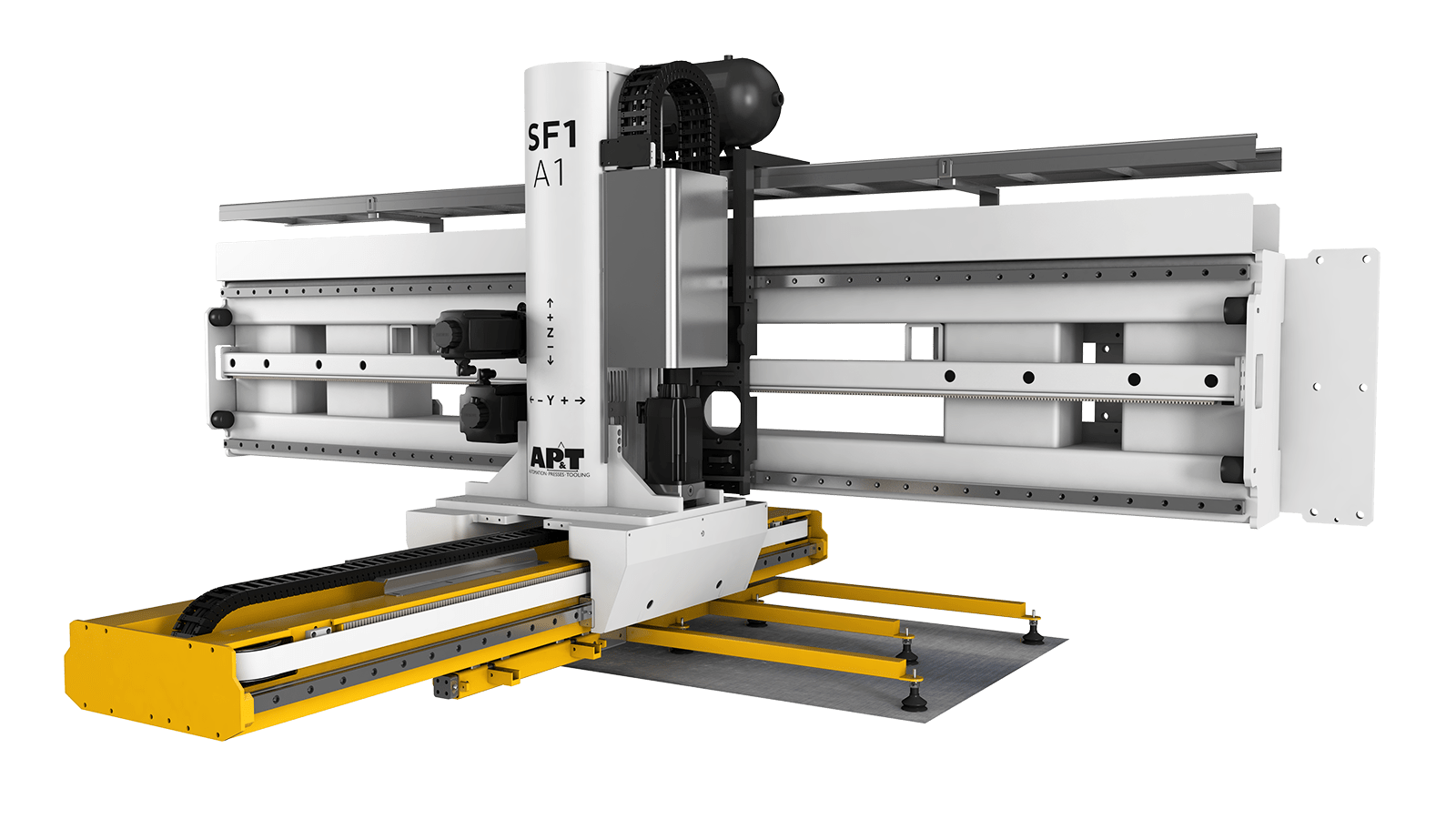 SpeedFeeder 120 T2 3-Axis
