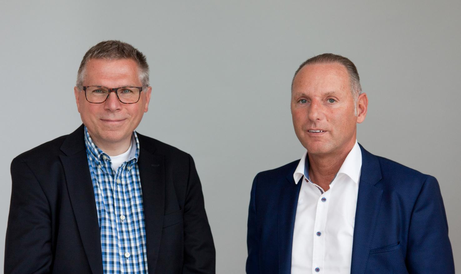 In neuen Rollen bei AP&T: Per Josefsson, Director Business Development und Gerald Schultz, Chief Sales Officer.